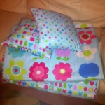 Reversible single bedset