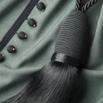 Eton Tiebacks and Beaded Essentials trimming