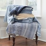 Nostalgia fabric Collection in Blue